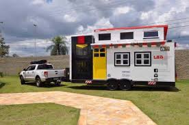 Small Picture LEGO Mobile Tiny House LAB for Kids in Brazil