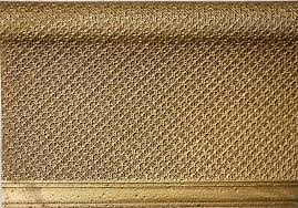 <b>Бордюр Enigma Symbol</b> Gold Zocalo 14х20