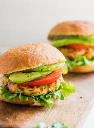 vegan y pea veggie burgers running on real food