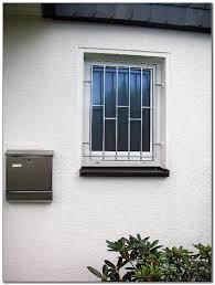 Einbruchschutz Fenster Nachrüsten Gitter Hause Gestaltung Ideen