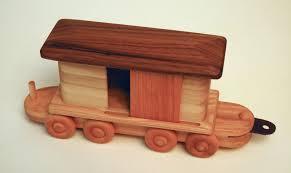 box car with sliding door