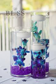 Best 25+ Purple flower centerpieces ideas on Pinterest | Purple centerpiece,  Purple wedding flower arrangements and Purple wedding centerpieces