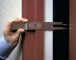 Security Door Bar Locks Door Security Bar Commercial Door Locks