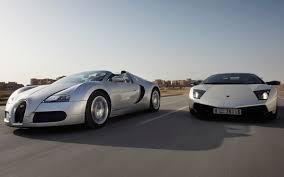 Truly representing the state of the art in the domain of super cars, the limited series models express the highest lamborghini spirit in every respect. Comparison Bugatti Veyron 16 4 Grand Sport Vs Lamborghini Murcielago Lp 670 4 Sv