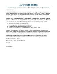 Cover Letter Sample For Supervisor Position Best Supervisor Cover Letter Examples Livecareer