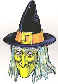 Witch Decorating Best 25 Vintage Halloween Decorations Ideas Only On Pinterest