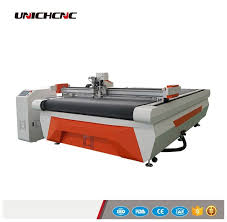 gold quality automatic leather cutting machine