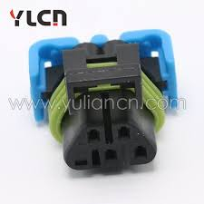 auto electrical connectors promotion shop for promotional auto Delphi Wire Connectors high quality gt delphi 5 way female automotive wire harness plug auto electric connector delphi wire connector pull off force