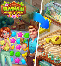 Want an addictive hidden object app? G5 Games Hawaii Match 3 Mania Puzzle