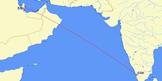Qatar To Kochi Flights