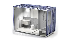 Modular Bathrooms Products Bathrooms Bedrock Offsite Modular Solutions
