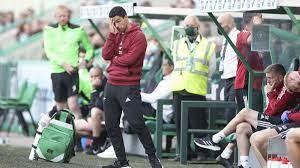 Mikel Arteta unhappy after Arsenal loss ...