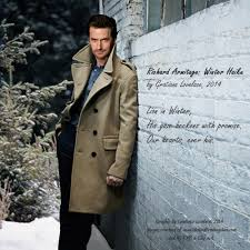 sexy saturday richard armitage winter haiku accompanying azzrichardarmitagewinterhaikujan3114gratianalovelacefinal