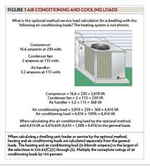 Geothermal Heat Pump Design Calculation Branch Circuit Feeder And Service Calculations Part L