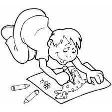 Small Picture Coloring Pages Draw A All Kids Drawing Space For 3jpg Coloring