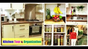 how to organize kitchen cabinets in a small kitchen concept indian kitchen tour how to organise