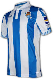 Macron Real Sociedad San Sebastián Home Jersey 18/19 Blue LaLiga Football  Jersey: Amazon.de: Bekleidung
