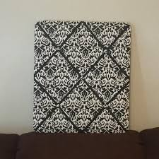 Damask Memo Board Inspiration Best Black And White Damask Memo Board For Sale In Jefferson City