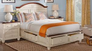 white king storage bed. Perfect Bed To White King Storage Bed T