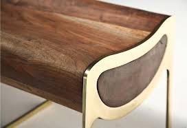 Zenzero Design Zenzero Bench Virginia Harper Design