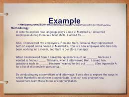 ethnographic interview essay example ethnographic interview essay example