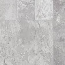 trafficmaster take home sample quarry stone slate grey vinyl sheet 6 in x