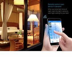 smartphone lighting control. Luxury Villa Wifi Smart Home System Included Light Control /intercom /camera Smartphone Lighting C