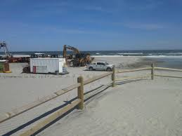 Sea Isle Beach Replenishment Sea Isle City Guide