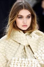 Chanel Hair Style the best beauty looks at paris fashion week fall 2016 runway 5490 by stevesalt.us