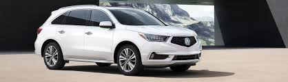 Calgary 2017 Acura MDX - New MDX Luxury SUV