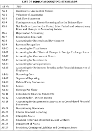 accounting standards of essay accounting list of n accounting standards