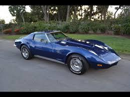 SOLD 1973 Chevrolet Corvette Coupe Dark Blue for sale by Corvette ...