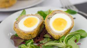 Image result for scotch eggs