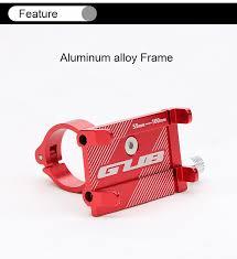 <b>GUB G81 G 81 Aluminum</b> Bicycle Phone Holder For 3.5 6.2 inch ...