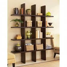 Image of: Decor For Bookshelves