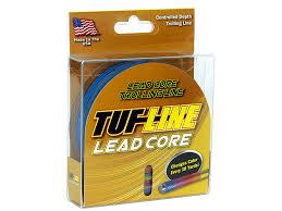 Lead Core Trolling Line Tuf Line