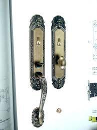 locking glass door knobs door knobs set handle lock set front front door locks front locking glass door