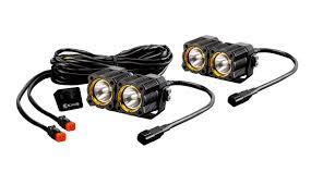 Kc Driving Lights Vs Fog Lights Kc Flex Led Dual Pair Pack System