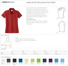 Nike Ladies Dri Fit Micro Pique Polo Short Sleeve 354067