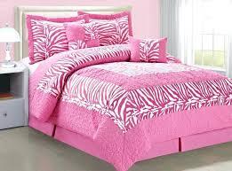animal print bedding sets full pink zebra comforter set full best bed sets images on animal