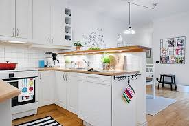 Minimalist Kitchen Design For Small Space