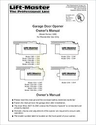 how to reprogram chamberlain garage door opener chamberlain garage door opener manual garage door opener manual