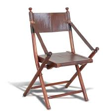 leather directors chair british colonial chair