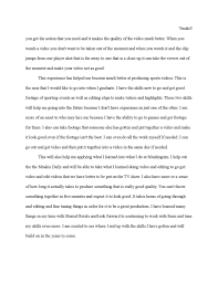 zach vinski internship reflection paper page  internship reflection paper page 005