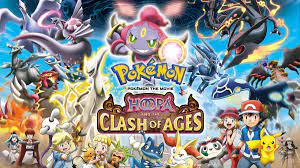 Pokemon Movie 18 Hoopa And Clash Of Ages English Dubbed Download (720p HD,  1080p FHD)