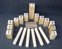 Wooden Lawn Games Kubby Coolness 63