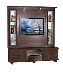 homecraft tv wall cabinet with display