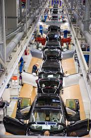 nafta and other trade deals have not gutted american manufacturing  bmw i3 cars getting assembled in leipzig is held up as a model for