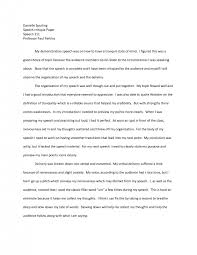 cover letter speech essay example speech paper example  cover letter example of critique essay example a speech paperspeech essay example