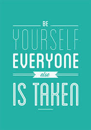 Quote Be Yourself Everyone Else Is Taken Best Of Beyourselfeveryoneelseistakenoscarwildequote TALK The TALK